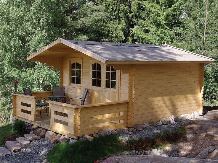Stunning Gartenhaus kaufen Unser Haus Mari mit gut qm Nutzfl che Dieses und andere