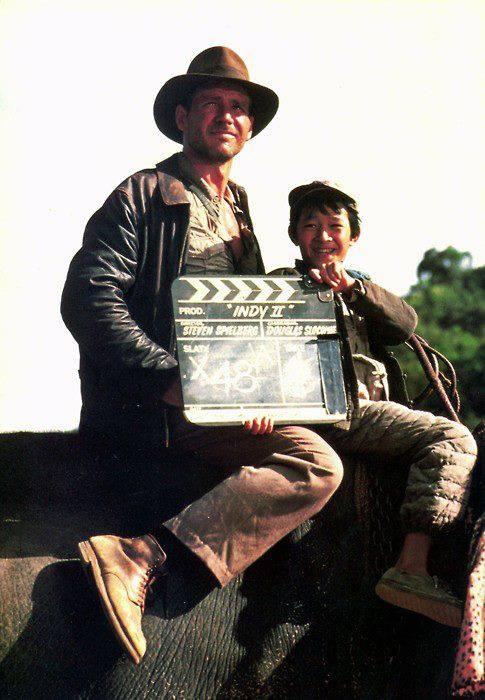 Indiana Jones .... Harrison Ford