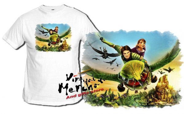 Camiseta Epic El Reino Secreto Tshirt T-Shirt Tallas Niño Mujer Xxl Child Girl - Bekiro
