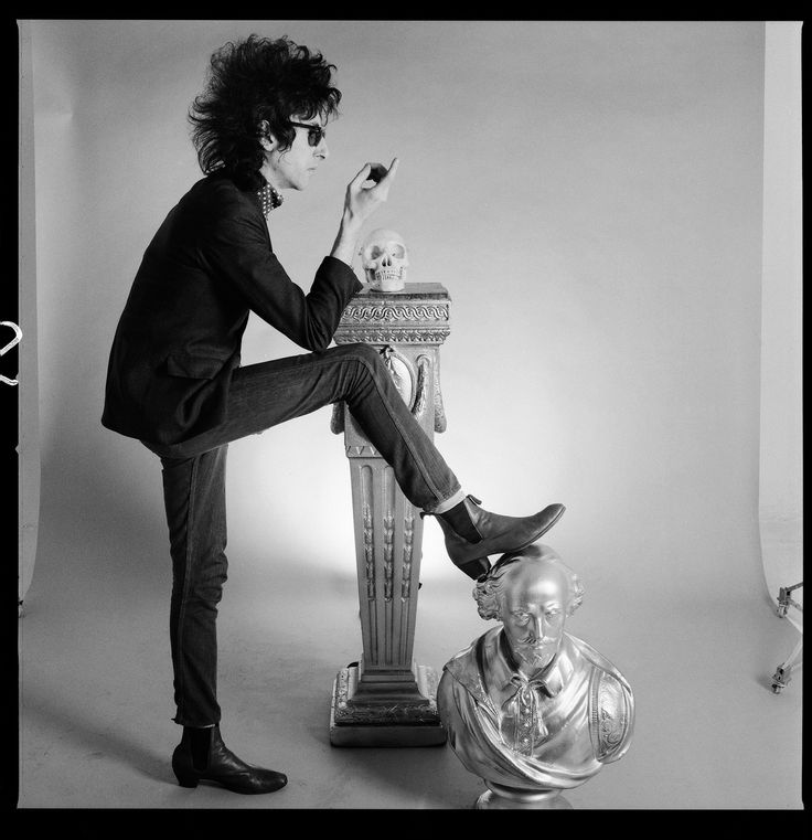 John Cooper Clarke Post War Glamour Girl