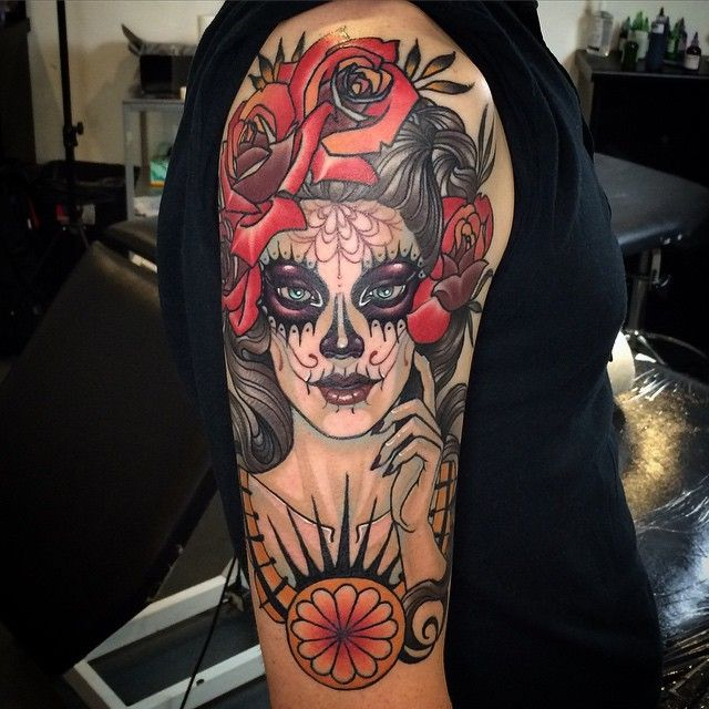 Chicano style tattoo chicano tattoo pinterest for Cherry bomb tattoo parlor perth