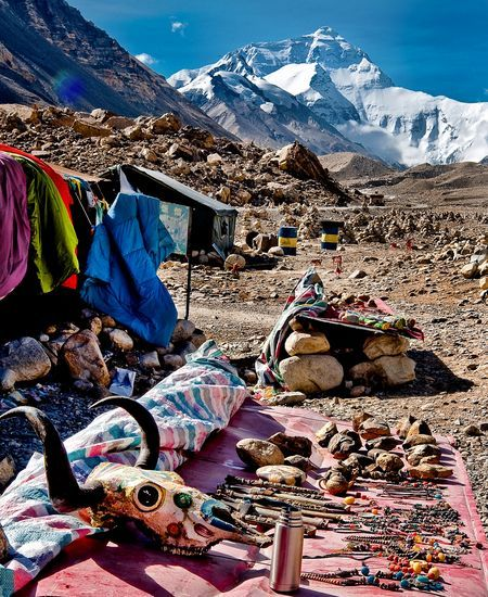 Mount Chomolungma – Everest © Nora  Photo by Nora de Angelli -- National Geographic Your Shot