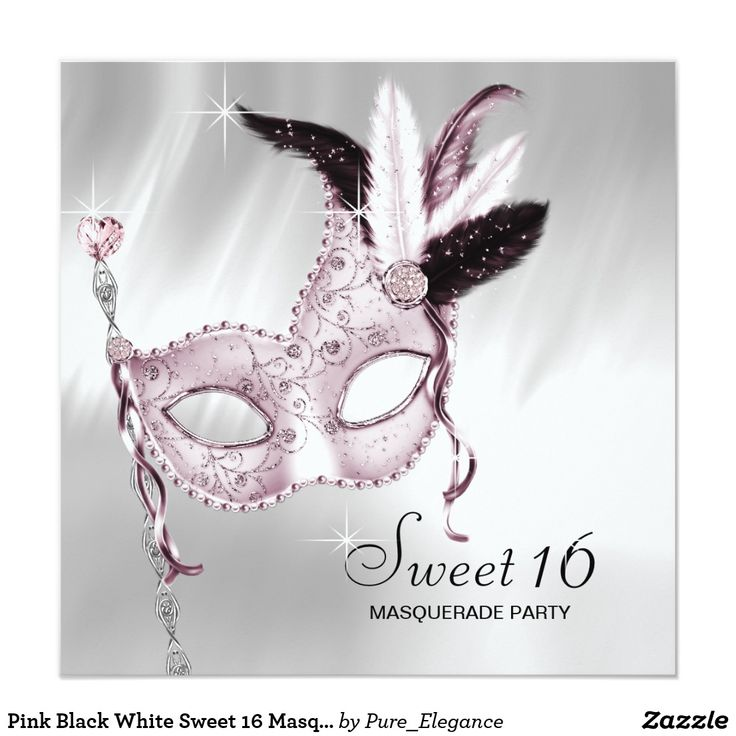 The 25+ best Sweet 16 masquerade ideas on Pinterest | Mask party ...