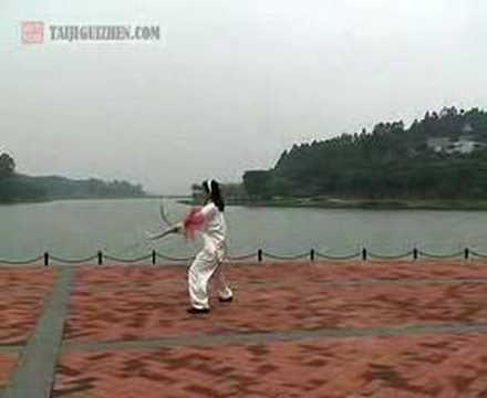 Chen Style Taiji Double Straight Sword