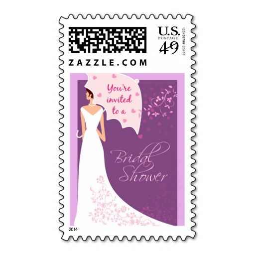Standard Monetary Wedding Gift: 299 Best Images About Bridal Shower Postage Stamps On