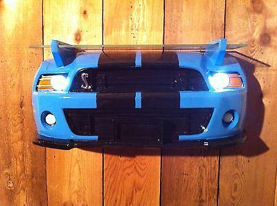 Ford 2013 GT500 Shelby Mustang Coche Estante Con Faros De Trabajo-EE. UU. se envía desde Estados Unidos