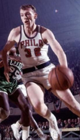 Billy Cunningham.