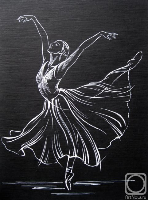 Барашкова Наталья. Балерина