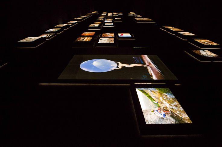 "Official set-up of Steve McCurry's exhibition ""Sensational Umbria"". Perugia, March 28th 2014.  (Ph. Ivan Bianchini)  #McCurry #SensationaUmbria #SU14 #preview #Perugia #mostra #Fotografia #Photography #exhibition #Umbria #Set-up #Allestimento #Inaugurazione"