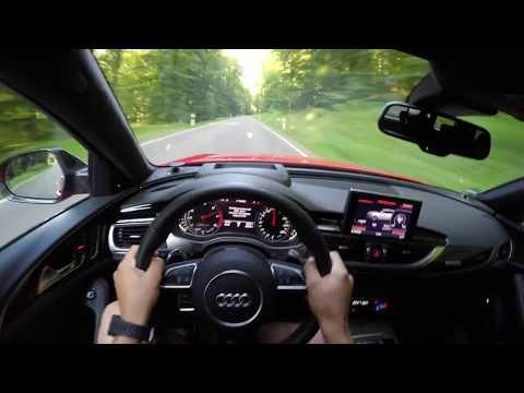 Audi RS6 C7 Acceleration & POV Drive - YouTube
