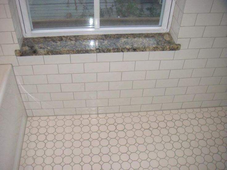 Dove Gray Grout Grey Grout White Tiles Tiles