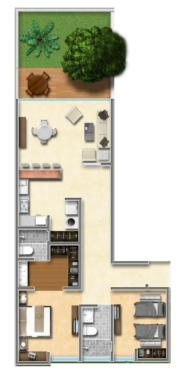M s de 25 ideas incre bles sobre plano de sala abierto en for Caracteristicas de un comedor
