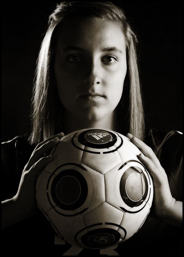 Dramatic lighting from a soccer portrait session.  sc 1 st  Pinterest & 57 best Dramatic Lighting images on Pinterest   Photography ... azcodes.com