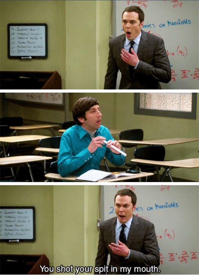 The Big Bang Theory (yay!!!!)