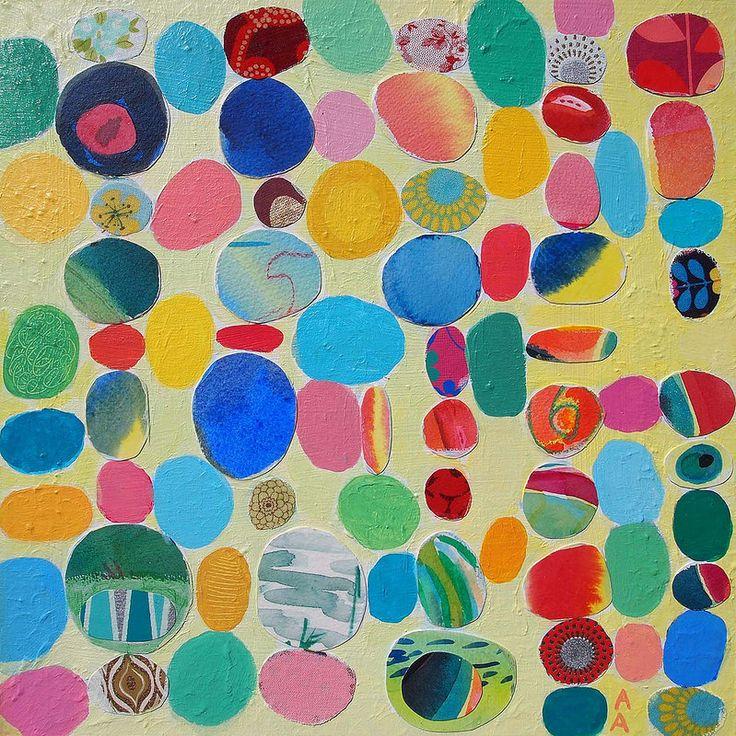 Spring Palette | by alexandra ackerman