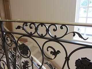 Wrought iron railings<iframe></iframe> Hampshire