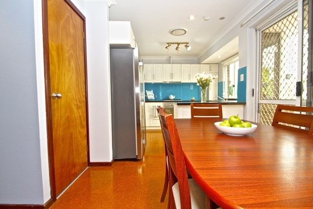 Murdoch home for sale by Peter Taliangis 0431 417 345. Dining