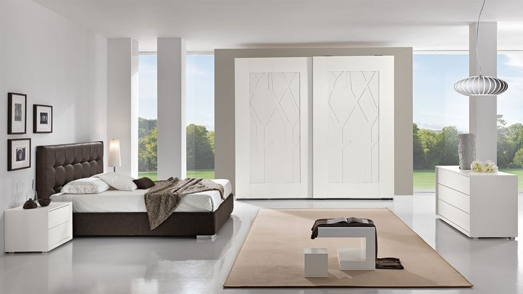 Blue Moon collection born from the harmonic composition of the elements, and express themselves consistently according to the canons furnishing precise, clear and linear.  http://www.giessegi.it/it/collezioni/camere-matrimoniali/?utm_source=pinterest.com&utm_medium=post&utm_content=&utm_campaign=post-camera