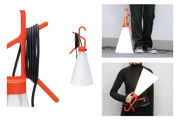 May day lamp - Konstantin Grcic for Flos