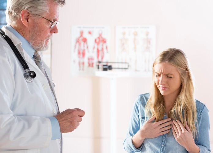 If so and you're blaming it on a bad case of heartburn, think again. What you most likely have, along with more than 60 million Americans, is a more serious form of heartburn called gastroesophageal reflux disease or simply known as GERD.