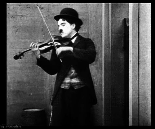 """You'll find that life is still worthwhile, if you just smile.""  Charles Chaplin"
