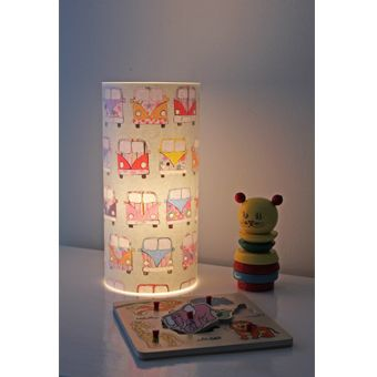 Phoebe A3 Lamp with 1 Combi vans paper insert $69