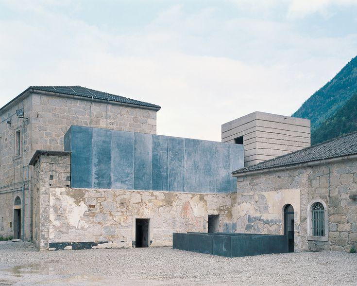 Forte di Fortezza MARKUS SCHERER, WALTER DIETL/Fortezza (BZ), Italia