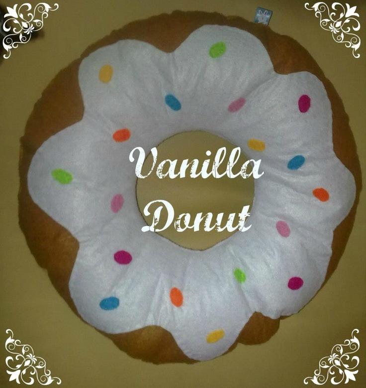 vanilla donuts