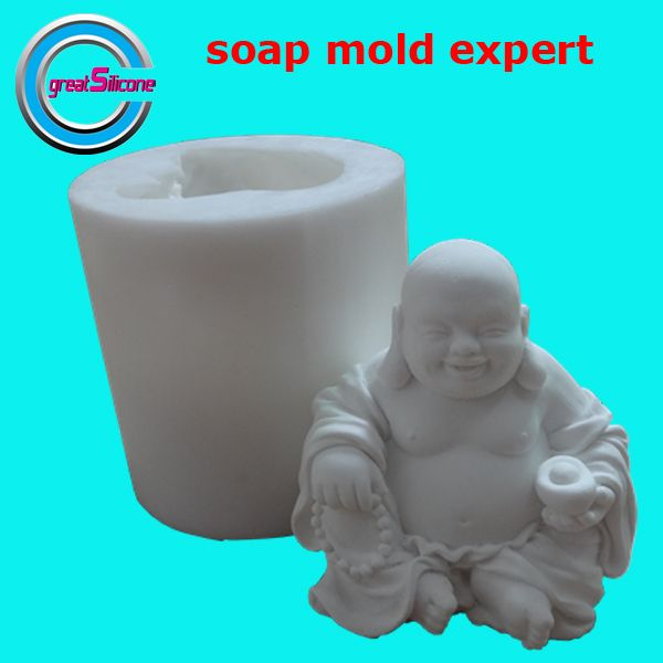 Religion 3D Chinese Buddha  Candle mold Soap Mold Silicone Molds for Soap Candle Making. Yesterday's price: US $15.18 (12.50 EUR). Today's price: US $15.18 (12.50 EUR). Discount: 30%.