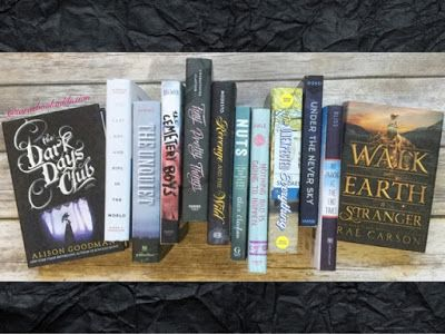 Tara's Book Addiction: Recent Book Outlet Haul!  September 2016