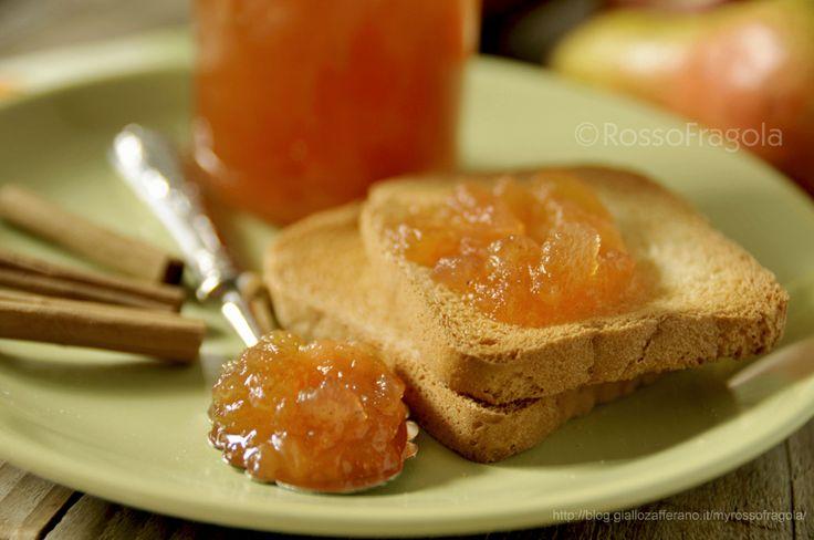 È una delle più buone che io abbia mai assaggiato!La Marmellata di mele e pere alla cannella è davvero speciale.È molto profumata e ha un aroma delizioso..