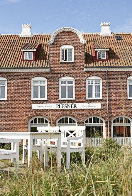 Hotel Plesner, Skagen.  #Denmark #Travel