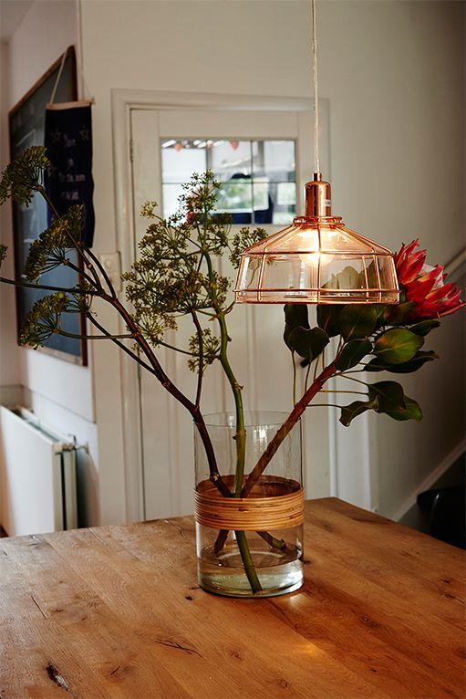 Hanglamp Sherlock- Opvallende, industriëel, warm en met een vleugje vintage  – Goossens wonen & slapen
