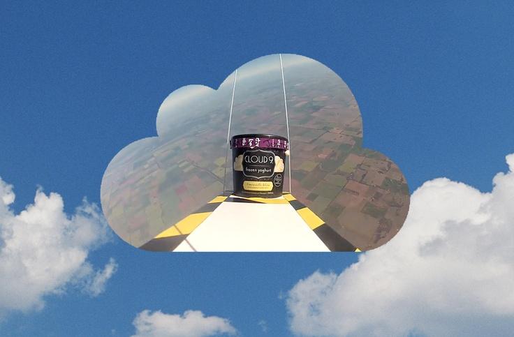 Cloud9 Frozen Yoghurt  #cloud9 #frozenintheclouds #yummy #clouds #social #pop #popup #cloud