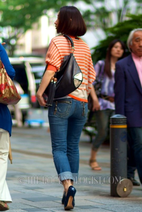 Jeans Style... Omotesando