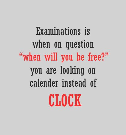 Exams Status: We Have Collected The Best Exam Status In Hind & English, Latest Exam Status 2017, Funny Exam Status, Nice Exam Status For Whatsapp & Facebook