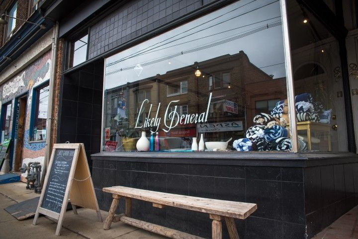 Likely General, Roncesvalles, Toronto