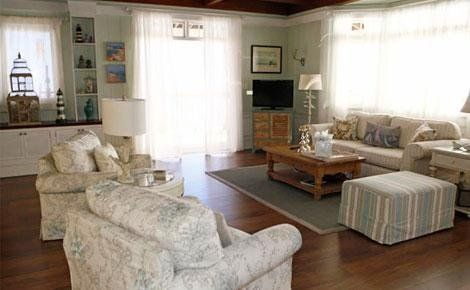 Get The Look Emily Thorne S Beach Cottage From Revenge