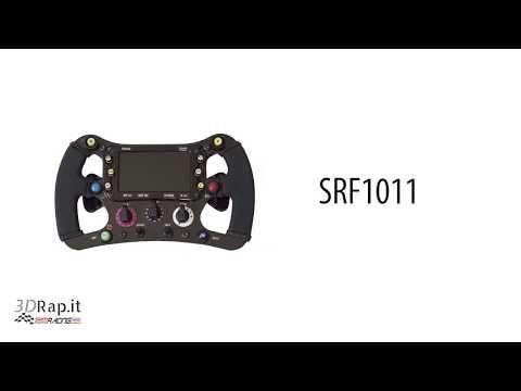 ENG: Mechanics of a F1 steering wheel / rim, in mounting kit