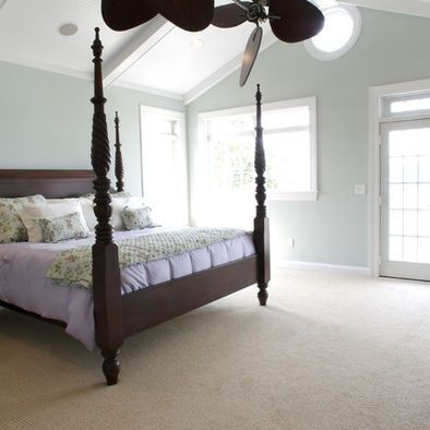 Sherwin Williams Sea Salt | Paint looks like @Melissa Squires picked out exactly the right one...