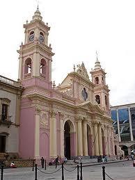Catedral de Salta, República Argentina!!