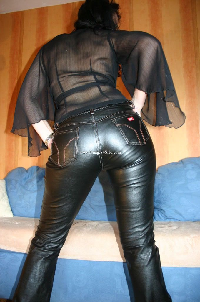 Leather Woman Sexy Gallery 90