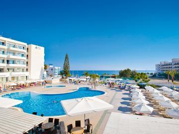 Odessa Hotel, Cyprus, Larnaca Area, Protaras