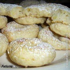 Biscotti Morbidi di Ricotta senza Uova, senza Burro e senza Olio