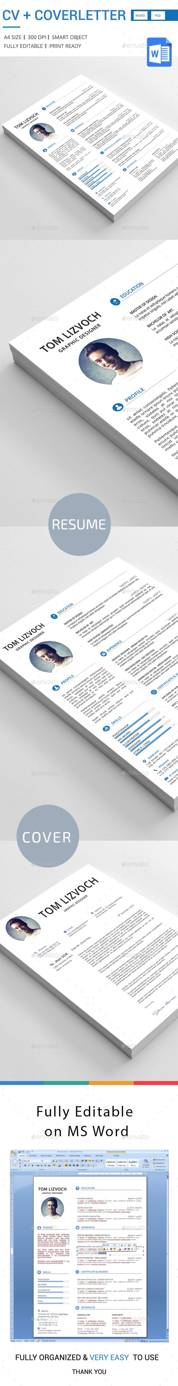99 best CV images on Pinterest | Resume design, Resume templates ...