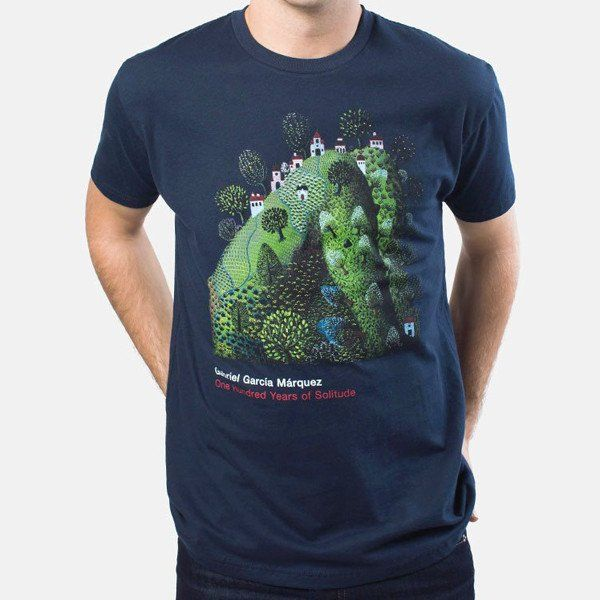 One Hundred Years Of Solitude Unisex T-Shirt