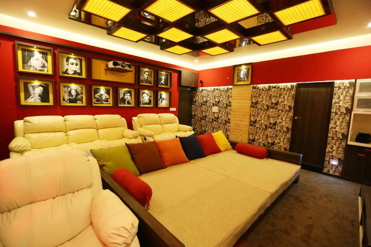 #ZingySpotlight Today - A #contemporary residential interior design by Rajni Patel. Ahmedabad, Gujarat. Click to view more info.