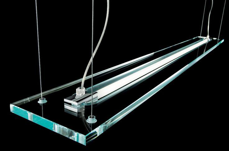 Braga Glass 540 függesztett lámpa