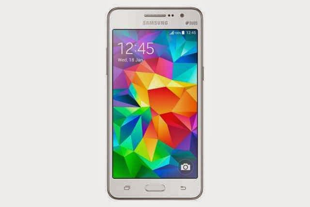 Latest Samsung Phones in india: Samsung Galaxy Grand Prime SM-G530H