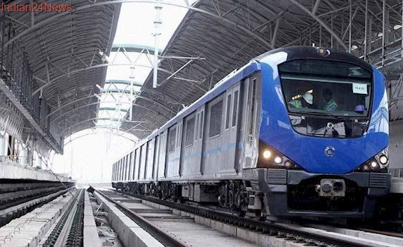 JICA extends Rs 9,000 crore concessional loans to Chennai Metro